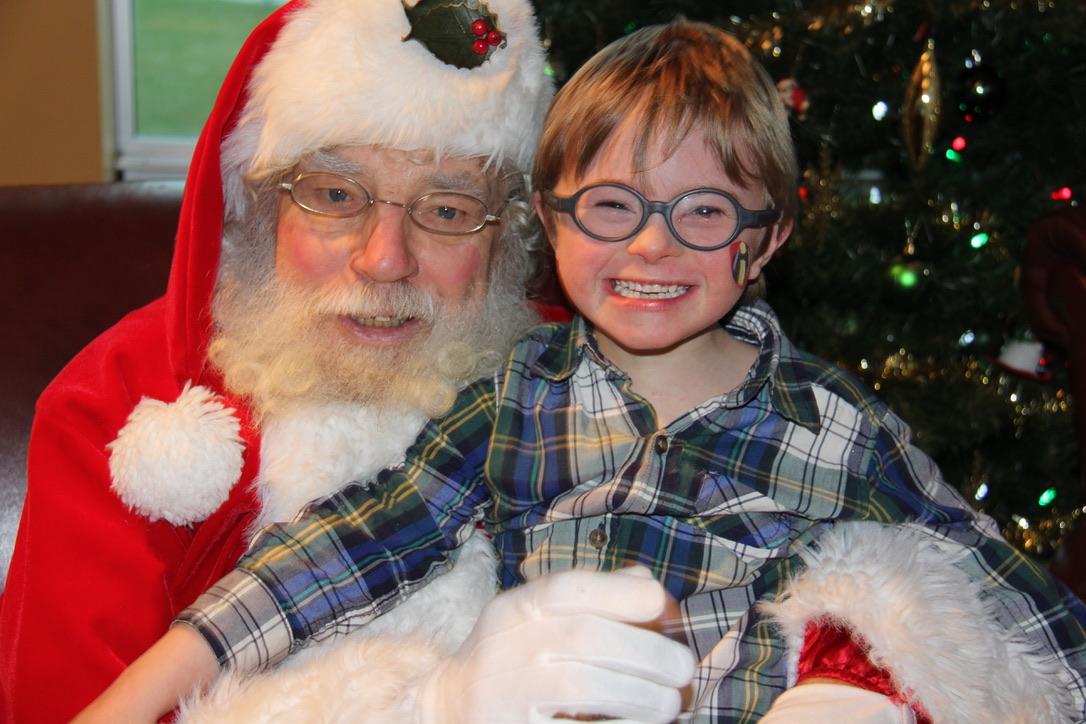 Santa & Mike
